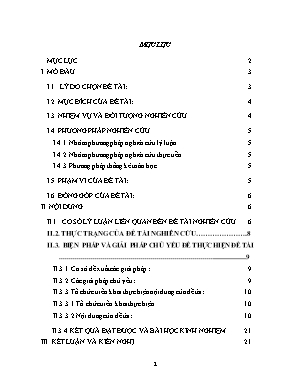 SKKN Hóa học lớp 12 với thực tiễn đời sống