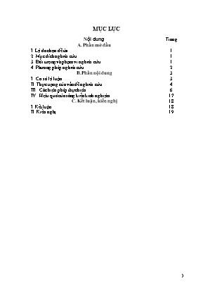 SKKN Một số biện pháp giúp học sinh lớp 2 giải toán có lời văn ở trường Tiểu học Đồng Lương