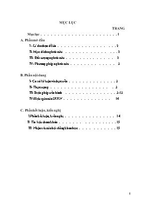 SKKN Một số kinh nghiệm dạy học truyện cổ tích trong chương trình sgk Ngữ văn 6 cho học sinh trường thcs và thpt Nghi Sơn